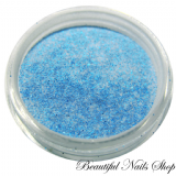 Acrylic Powder - Sky Blue Metallic Glitter /170/